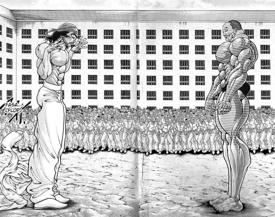 Read Manga Baki Son Of Ogre 043 Online In High Quality Ogre
