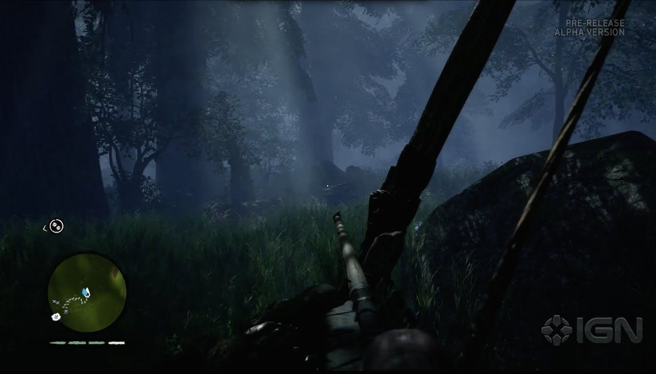 Far Cry Primal Gameplay Surviving And Hunting At Night Far Cry Primal Gameplay Survival