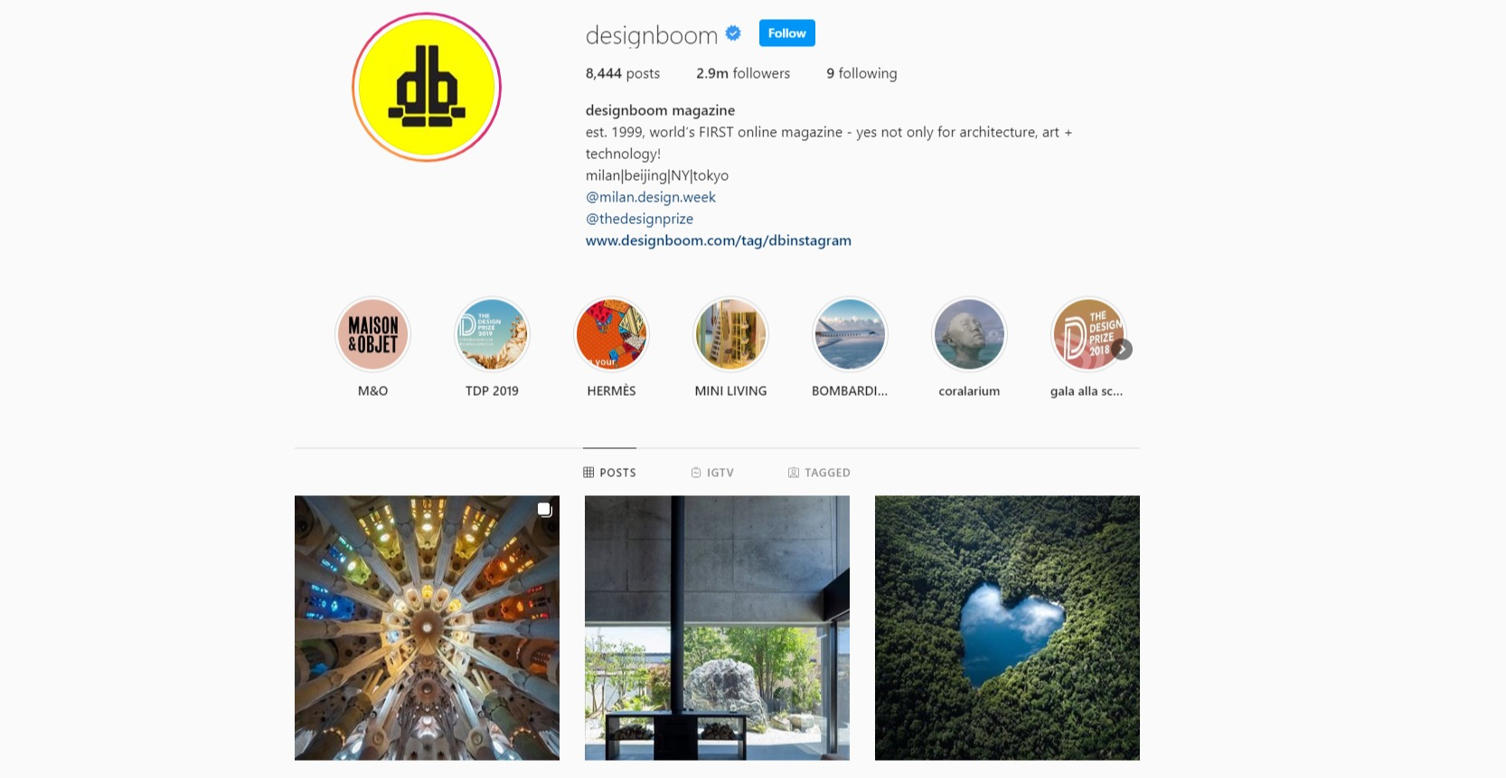 Top 10 Instagram Ad Agency Accounts