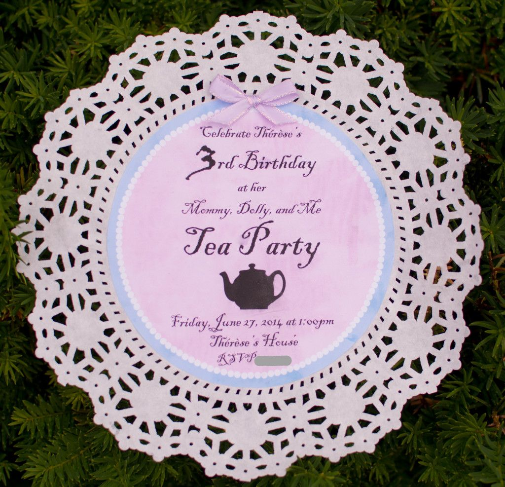 party invitations ideas baby girl boy shower tea party invitation by