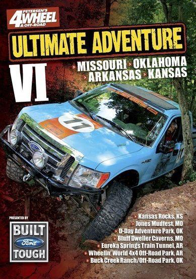 Petersen's 4 Wheel and Off-Road Ultimate Adventure VI