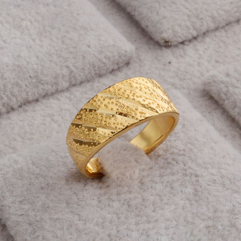 JEXXI Charm Valentine\'s Day Gift Yellow Gold color Charm Rings ...