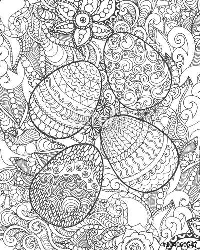 Pin by Barbara on coloring christmas, easter..... | Pinterest ...