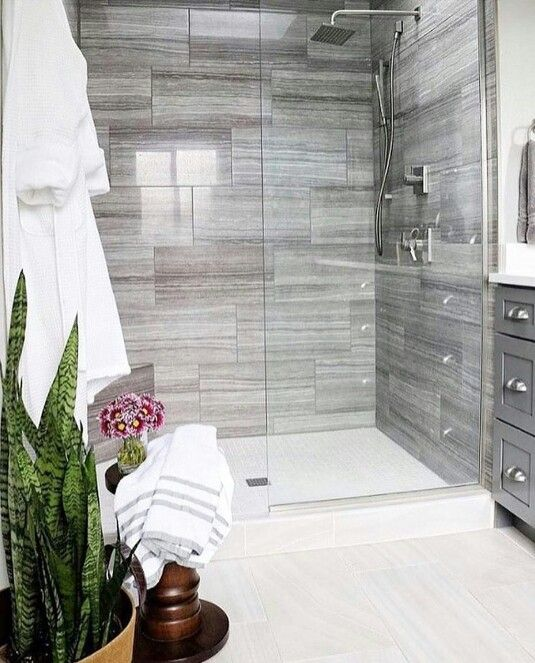Shower Room Is A Fantastic Way To Save Space In A Small Bathroom. Removing  The Bath And Building A Shower Enclosure ...