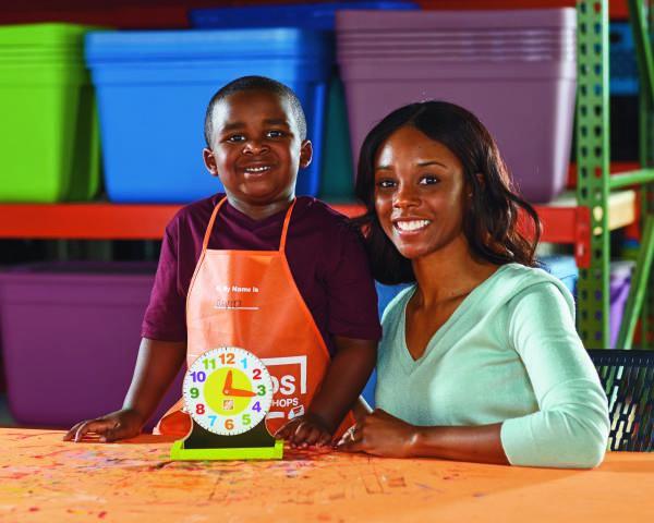 Free Home Depot Kids Workshop Build A Clock March 2nd