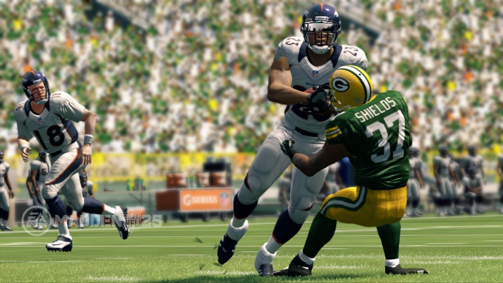 Madden NFL 25 Demo is released Madden nfl, Nfl, Broncos