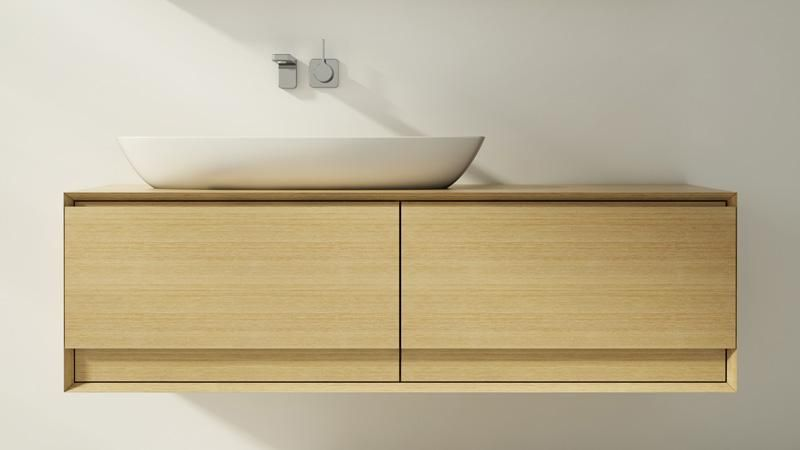 18 Height Bathroom Vanity The M Collection Wetstyle Wall Mounted Vanity Vanity Units Vanity