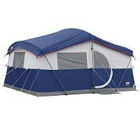 Coleman Rockwall  Cabin Tent - 12 people - Samu0027s Club  sc 1 st  Pinterest & Coleman Rockwall