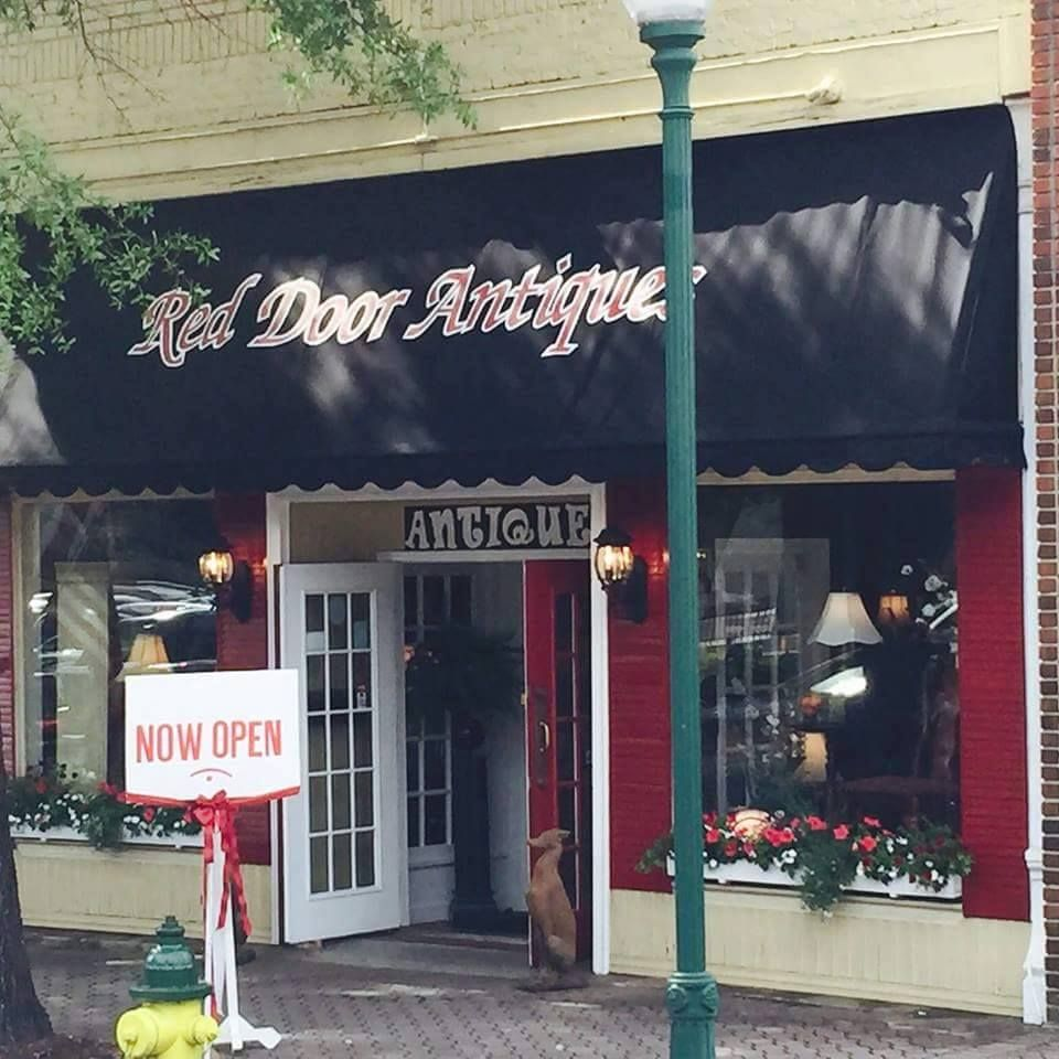 Visit THE RED DOOR Antiques. You'll find - Shopping In LaGrange, Georgia? Visit THE RED DOOR Antiques. You'll