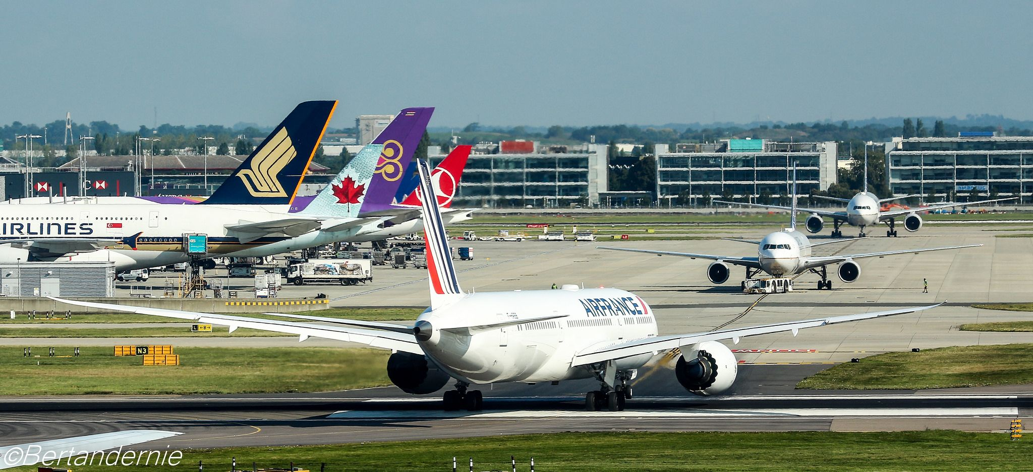 FHRBB Air France Boeing 7879 Dreamliner Boeing 787 9