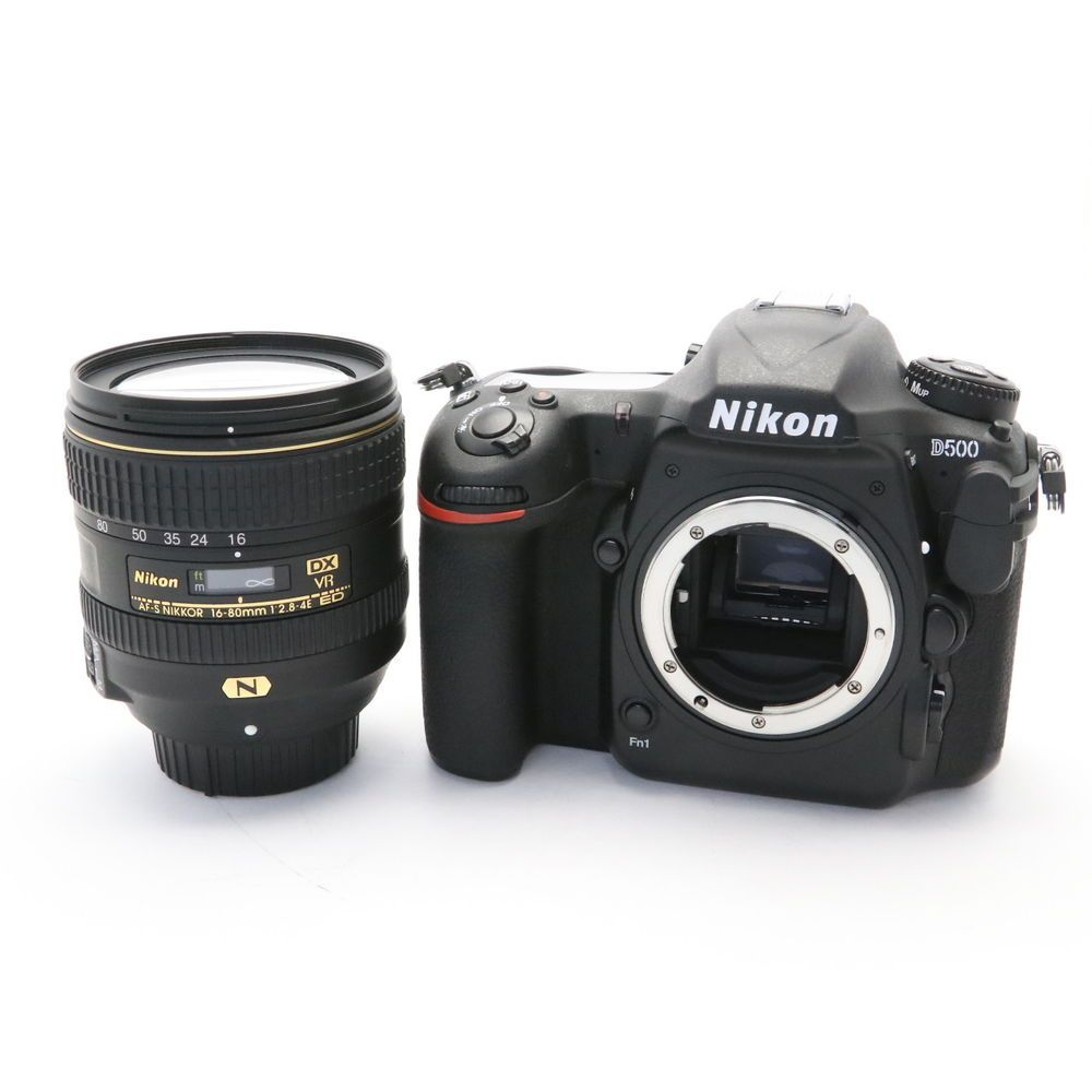 Nikon D500 16 80 Vr Lens Kit Near Mint In 2018 Where To Get Parts Diagram For A D5000 Slr With Dx Afs And Accessories Nikond500