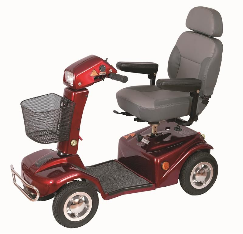 It is designed with a narrow compact chassis for ease of