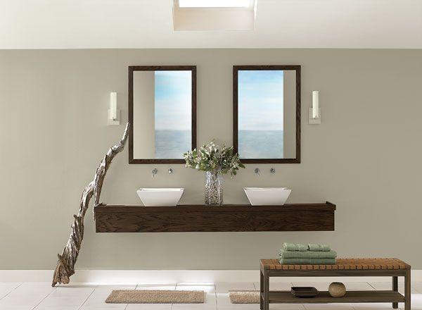 Colour A Room Natural Bathroom Bathroom Colors