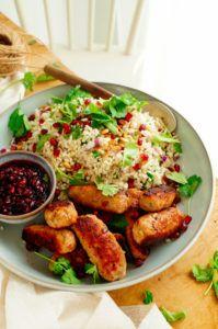 Kofta met bloemkoolrijst | Elien's Cuisine - Lekkere en gemakkelijke recepten