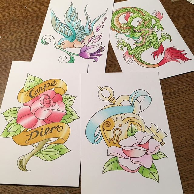 Chameleonpens Chameleon Color Coloring Books Color Card