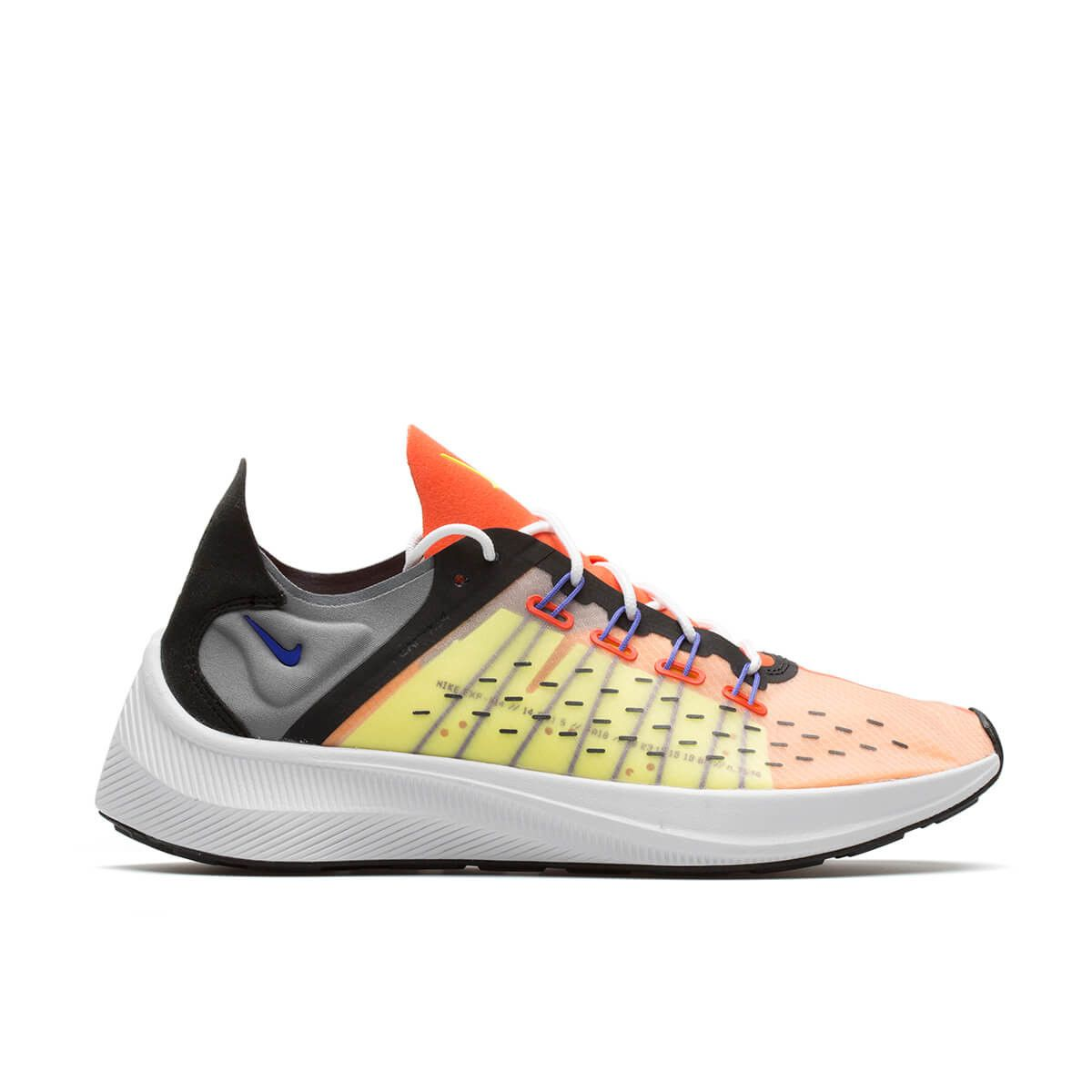 best website 740b3 5d978 Nike EXP-X14 from the Fall  18 collection in orange