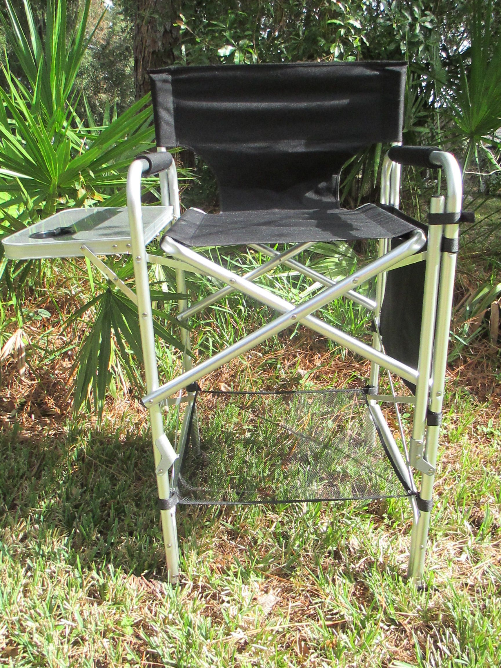 folding directors chair tall where can i rent covers near me world class heavy duty