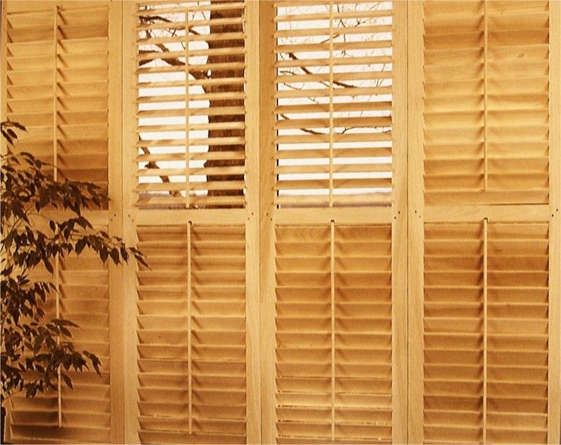 Charming Operable Louvered Shutters