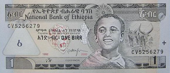 The Ethiopian Currency Is Called Birr It Also Known As Etb Just Like In America We Can Say Usd For One Worth 0 048 Us Dollars And