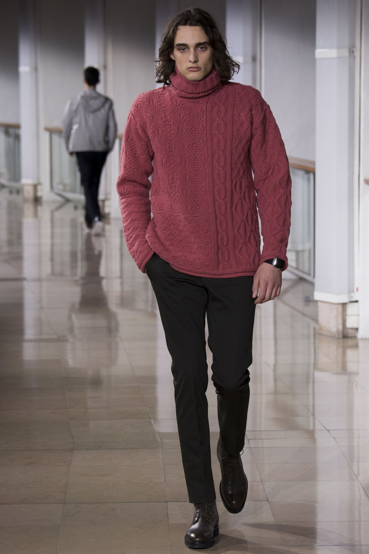 Hermès Fall 2016 Menswear Fashion Show (con imágenes