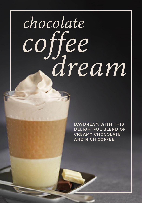 Chocolate Coffee Dream Chocolate Coffee Drinks Chocolate Coffee Coffee Recipes