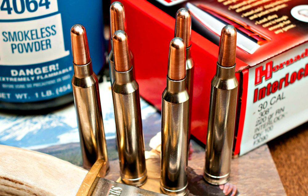 05 « February « 2013 « Daily Bulletin |Rifle Bullet Reloading Table