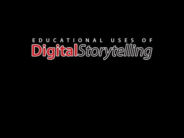 5-minute Video Example I Educational Uses of Digital Storytelling