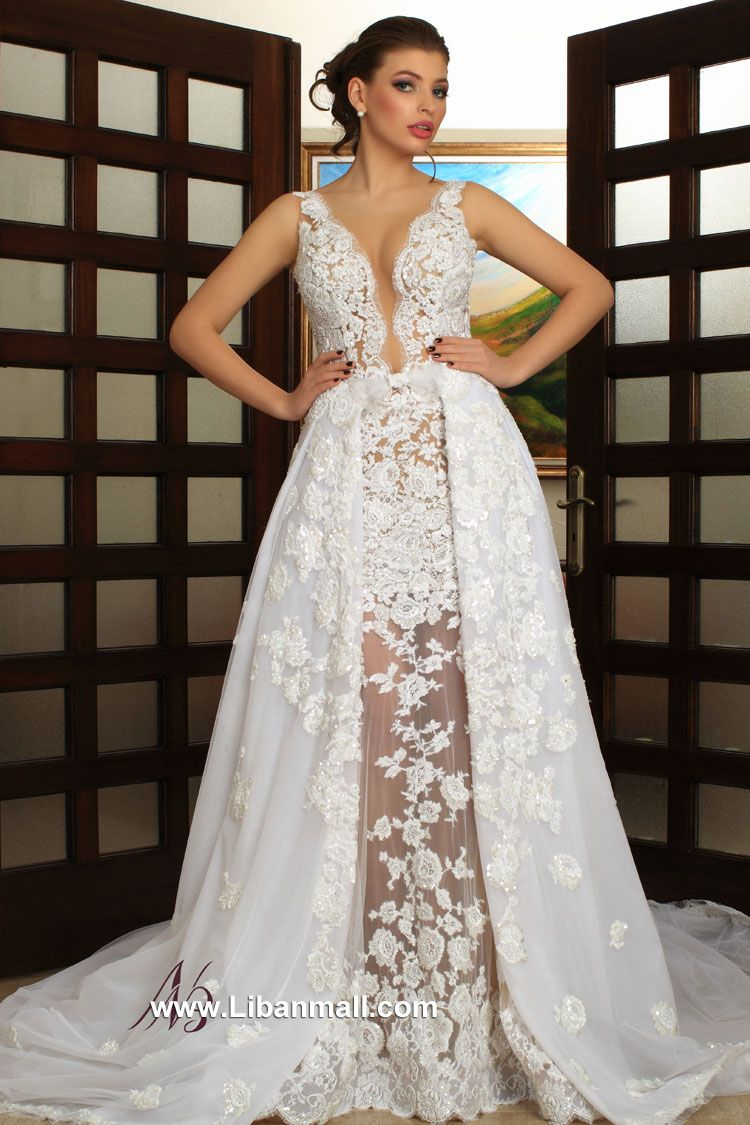 Nada nassar wedding dresses 2018