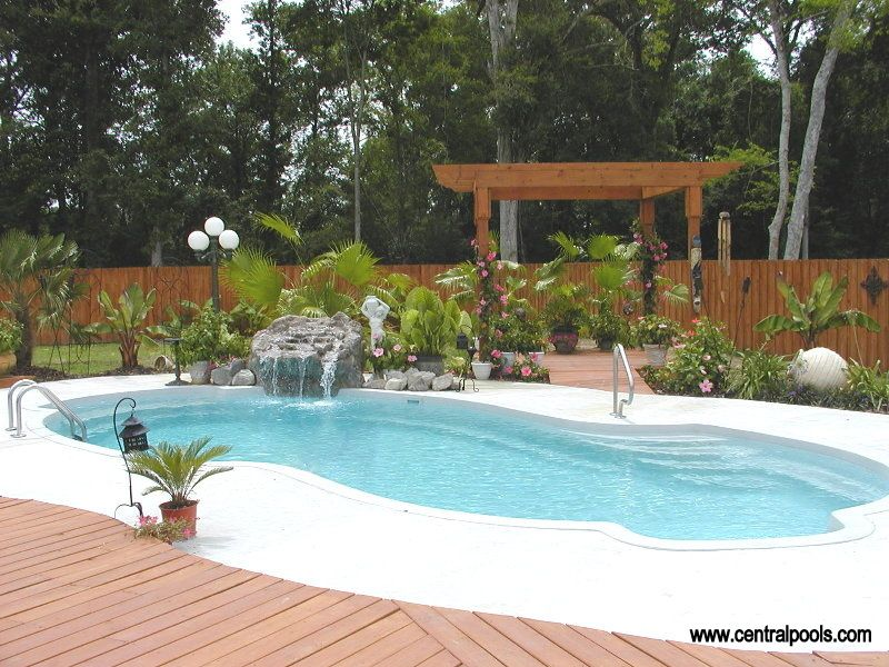 Fiberglass Swimming Pool Swimming Pools Swimming Pools
