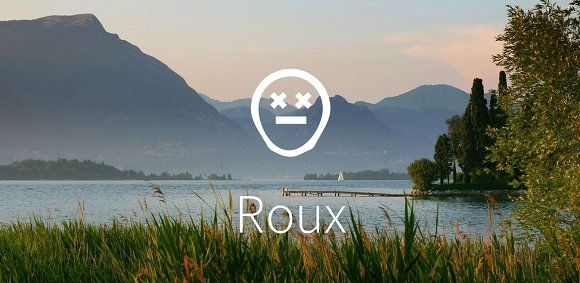 Roux - Ghost theme by nicovanzyl themes on @omairsart #GHOST