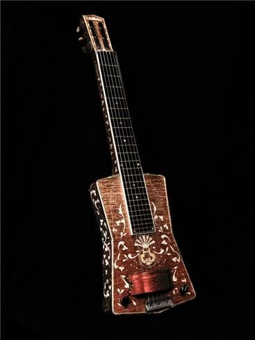 A 1930 S Lapsteel Jonathan Singer Lap Steel Guitar Lap Steel Pedal Steel Guitar