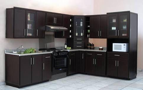 Minimalista y elegante decoracion interior Pinterest - cocinas pequeas minimalistas