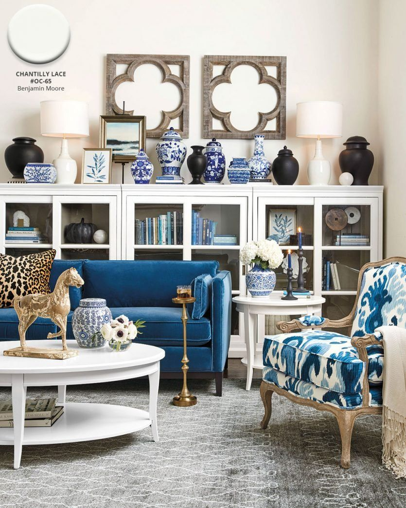 Best Fall 2018 Catalog Paint Colors Blue White Living Room 400 x 300
