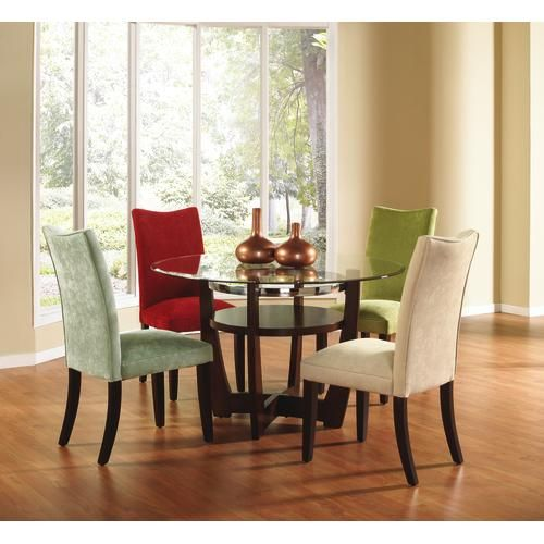 Our design tips will help you create a showstopping dining room that will impress your guests and your family at every meal. her handpicked table n chairs | Furniture, Parsons dining ...