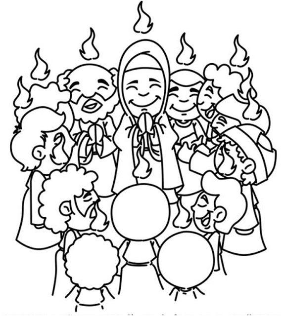 ME ABURRE LA RELIGIÓN: PENTECOSTÉS. LA VENIDA DEL ESPÍRITU SANTO ...
