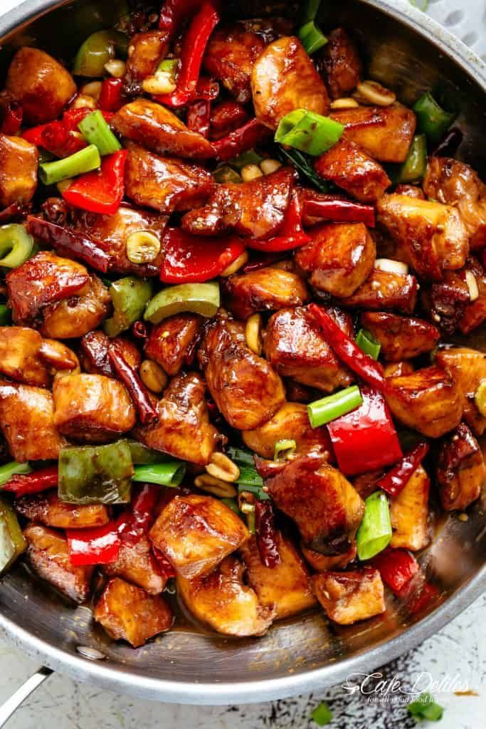 Photo of Kung Pao Chicken Meat – Recipes – # Chicken Meat #Kung #Pao #Recipes