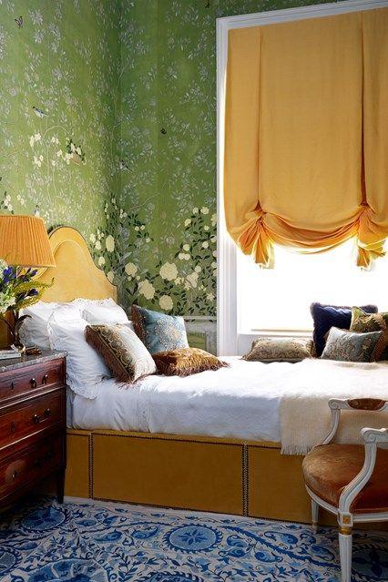 Yellow Green Spare Bedroom In Bedroom Decoration Ideas The Spare Bedroom Bedroom Design Interior Design Home Decor Green spare bedroom ideas