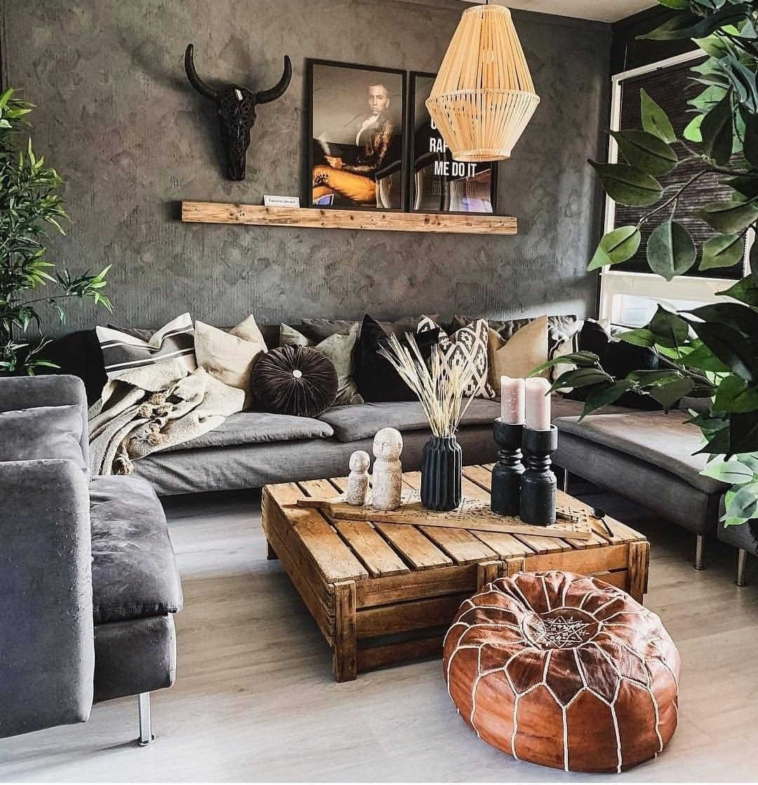 Bohemian Style Bohemian Living Room Ideas