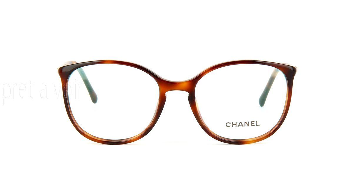 534458c992 Chanel CH3282 1295 Havana Glasses