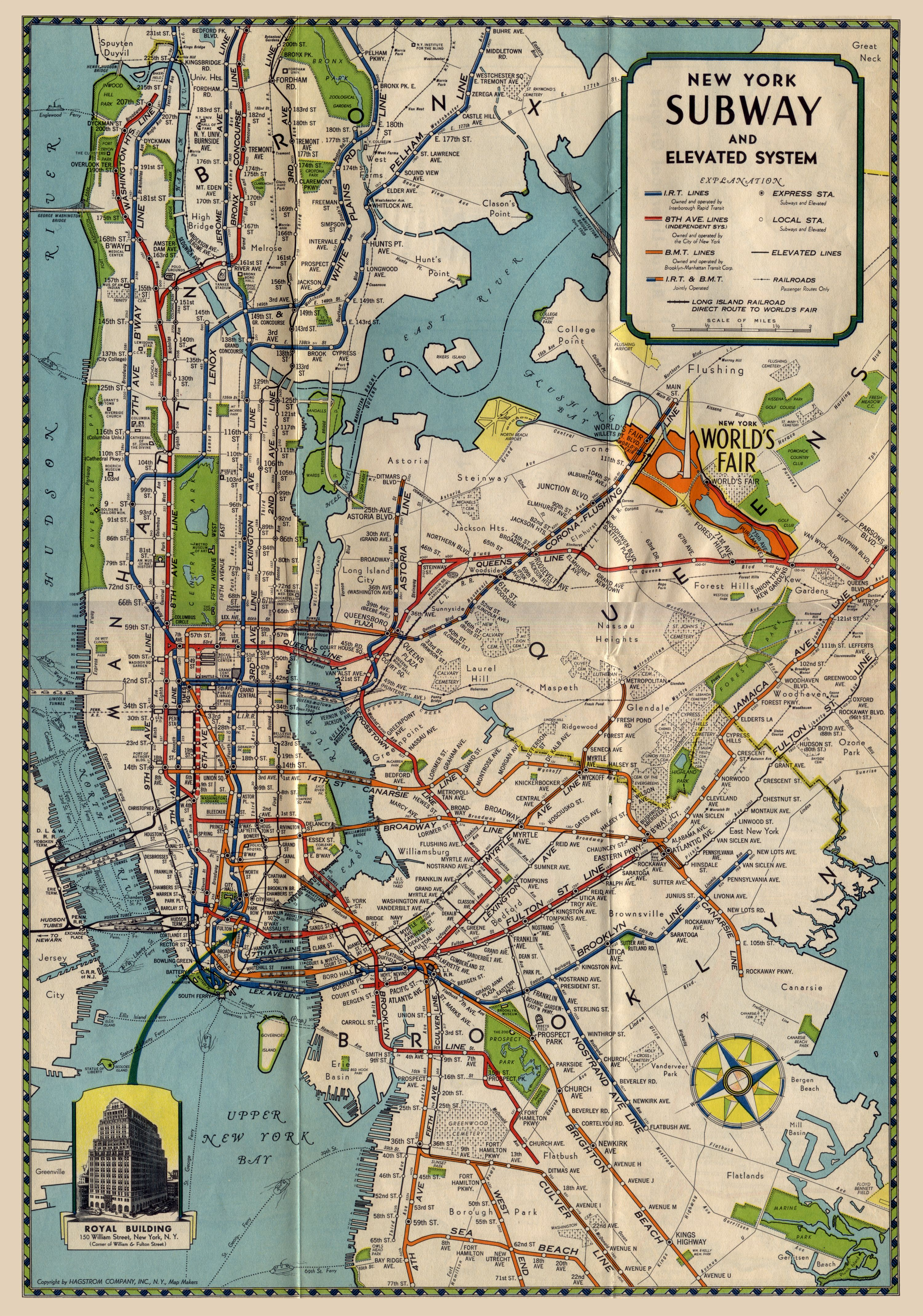 Old Nyc Subway Maps