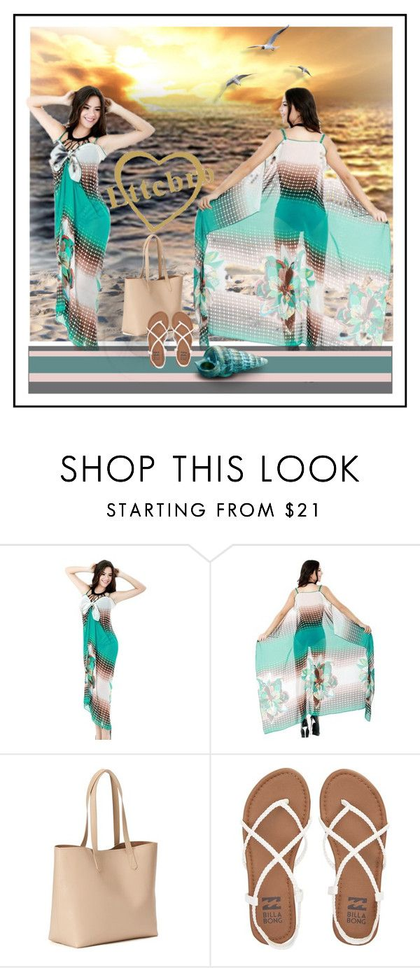 """""""Hot Summer"""" by ul-inn ❤ liked on Polyvore featuring Old Navy, Billabong and Lttcbro"""