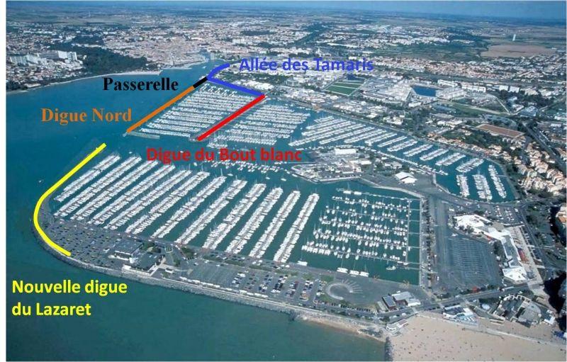 Extension Du Port Des Minimes De La Rochelle Retour En Images
