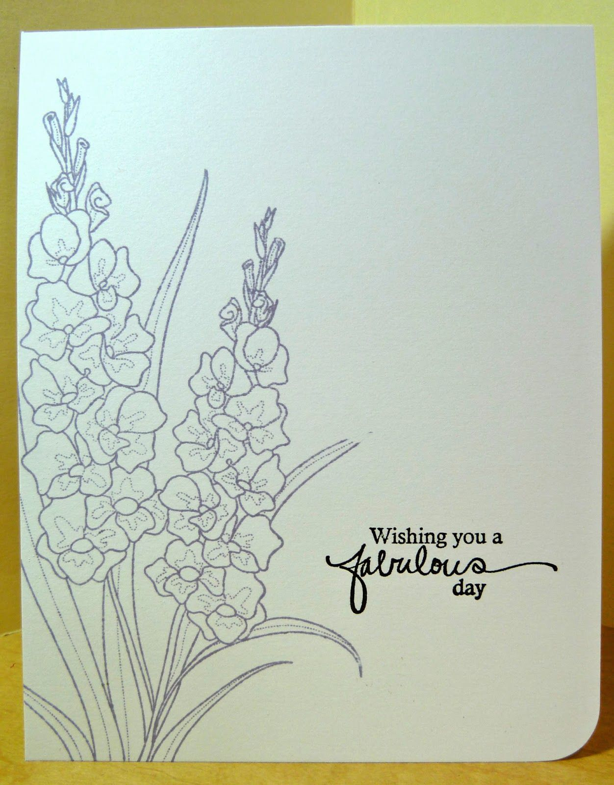 Cards-by-the-Sea: Year of Flowers Celebration