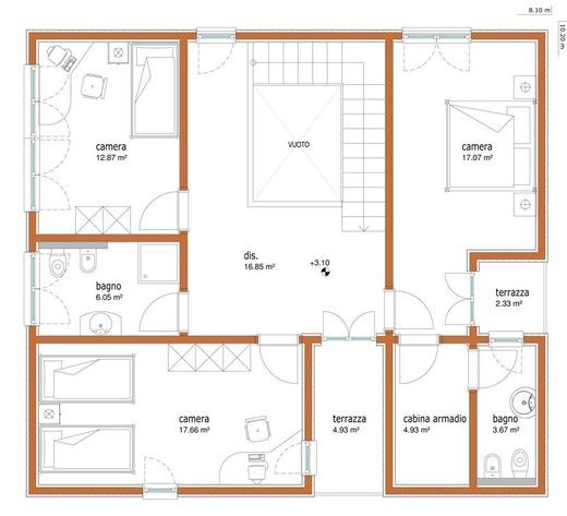 Wolf haus case prefabbricate play 212 case di legno for Progetti di case prefabbricate