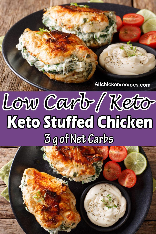 Pin On Keto Chicken Recipes