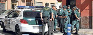 La Guardia Civil detiene a Víctor Alonso M.P., alias 'Palomo' o 'El Negro Mosquera', jefe de sicarios el clan Úsuga, uno de los más peligrosos de Colombia
