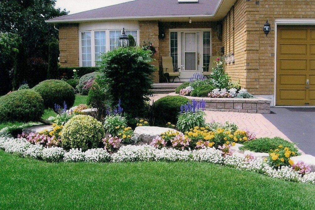 Ranch Landscaping Design Ideas Curb Appeal Ideas For