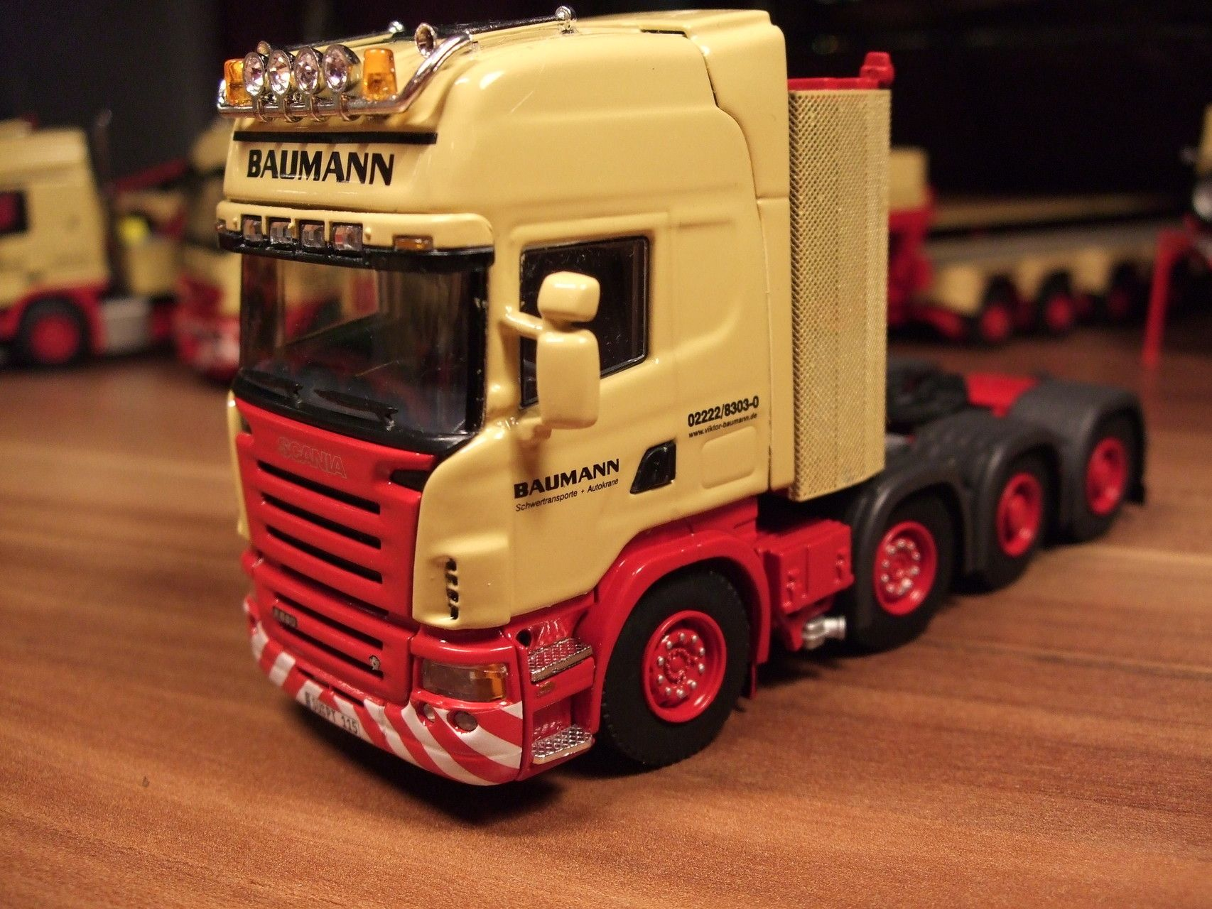 wsi scania baumann modelle eigenbau modellbau trucks 1. Black Bedroom Furniture Sets. Home Design Ideas