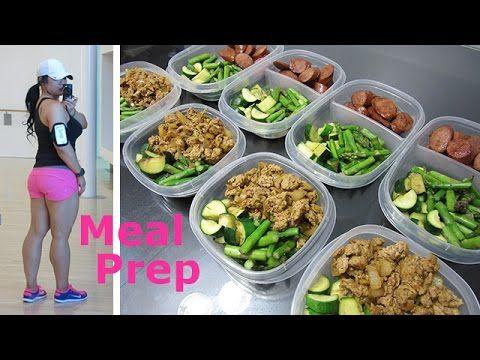 Easy Meal Prep Ground Turkey Amp Veggies Youtube Easy