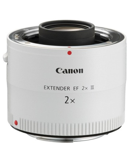 Shop Canon Extender Tele Converter Ef 2x Mark Iii For 284 99 At Techinthebasket Com Features Magnification 2x Lens Construct Camera Best Camera Lens Store